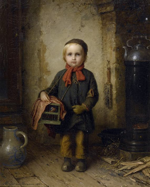 maher art gallery johann georg meyer von bremen 1813 1886. Black Bedroom Furniture Sets. Home Design Ideas