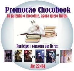 Promoção Chocobook!