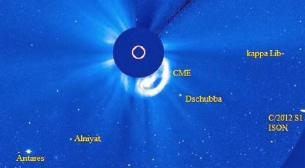 Menjelang Jumat ini, Apakah Komet ISON Tetap Bertahan
