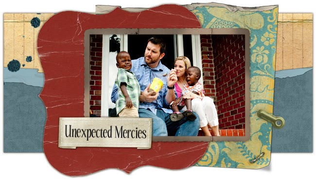 Unexpected Mercies