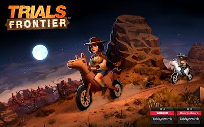 Trials Frontier v3.4.0 MOD APK+DATA