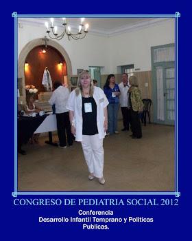 CONGRESO DE PEDIATRIA SOCIAL 2012