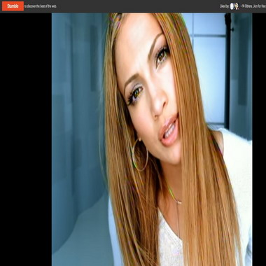 stumbleupon com - jennifer lopez - if you had my love