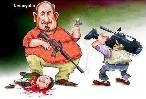 Netanyahu comte crimes de guerra contra o povo palestino
