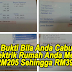 Inilah Bukti Bila Anda Cabut Plug, Bil Elektrik Rumah Anda Menurun Dari RM205 Sehingga RM39.89