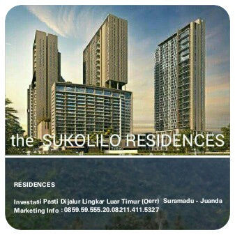THE SUKOLILO RESIDENCES