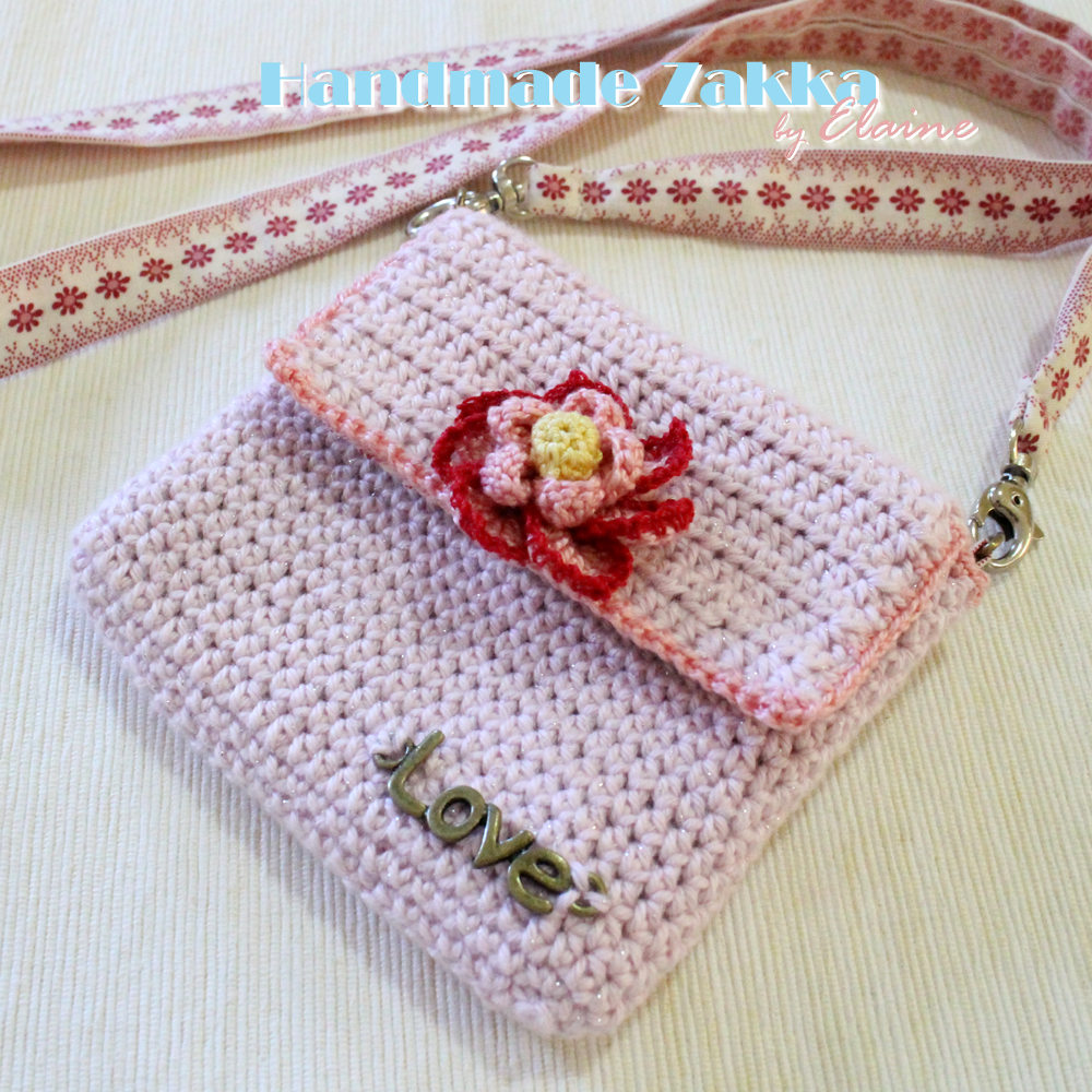 how to make handmade mobile pouches