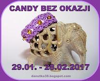 Candy bez okazji u Danusi
