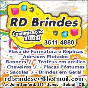 RD Brindes