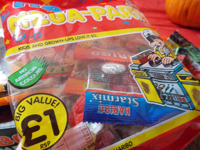 mega party pack haribo sweet treats
