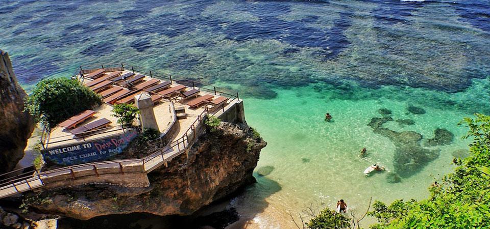 Suluban Beach: Bali's Surfers Paradise at Uluwatu ...