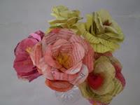 Paper Petal flower