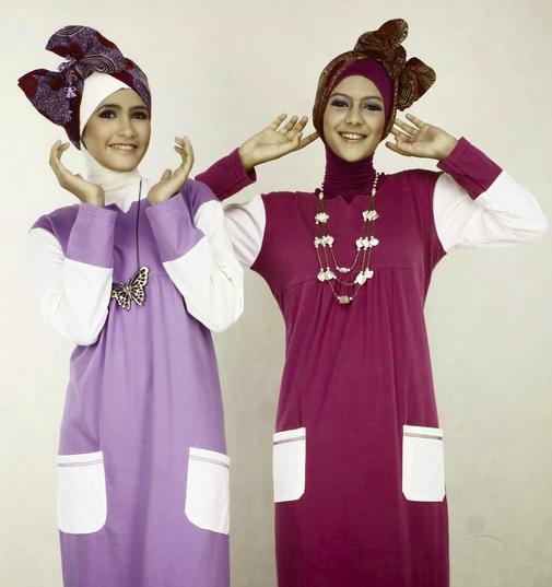 Contoh Baju Muslim untuk Remaja