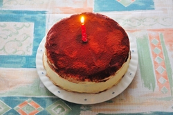 Eine Geburtstagstorte...