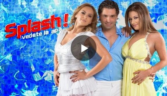 SPLASH VEDETE LA APA SEZONUL 2 FINALA TV