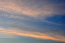 'Ungrauer' Himmel...