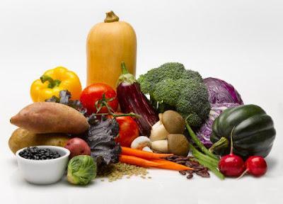 makanan sehat panjang umur