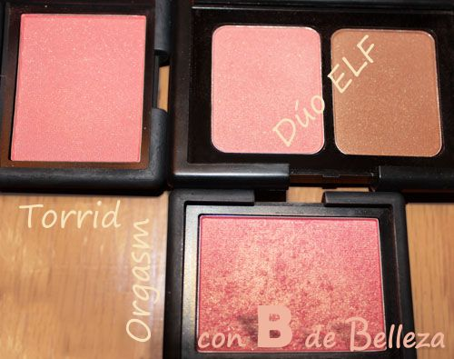 Clones coloretes NARS