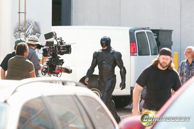Joel Kinnaman como el nuevo Robocop del remake que esta haciendo José Padilha