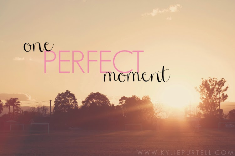 one perfect moment editing life life kylie purtell capturing