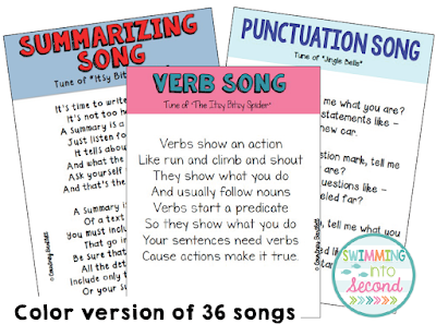 https://www.teacherspayteachers.com/Product/Singing-through-the-Year-Literacy-edition-1964249