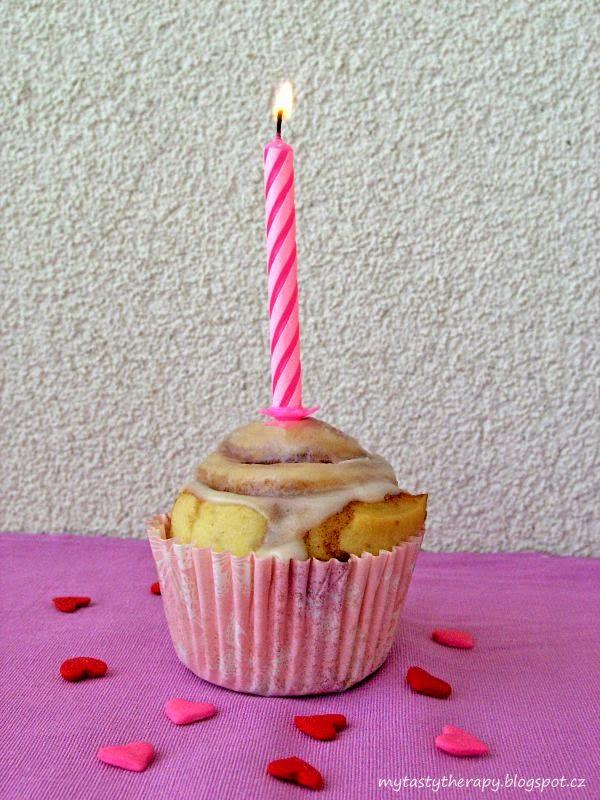 happy birthday Tasty Therapy