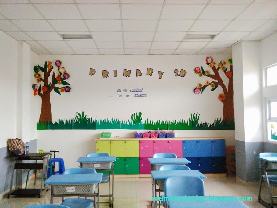 """MEI WULANDARI"": Dekorasi Kelas Primary Charis Global School"