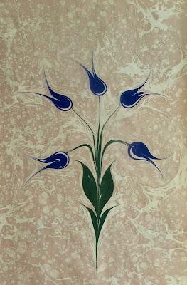 Оксана Лупич, Фантазии на воде, 2013. Особый колорит работе придают традиционные восточные цвета и фантастическое пространство, всегда существующее в единственном экземпляре.