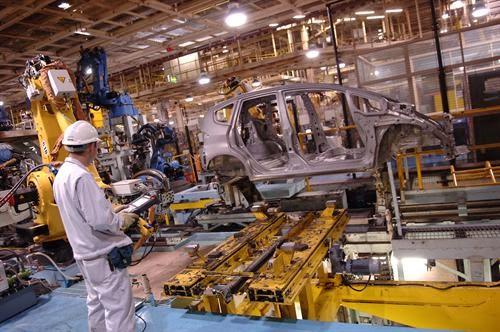 Honda Swindon Fabrikası Üretime Ara Verdi
