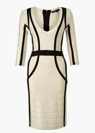 French Connection monochrome bandage dress 150 50 modelos populares de vestido das mulheres, criação de vestido das senhoras em 2015, senhoras vestidos de noite vestido de noite de moda 2015