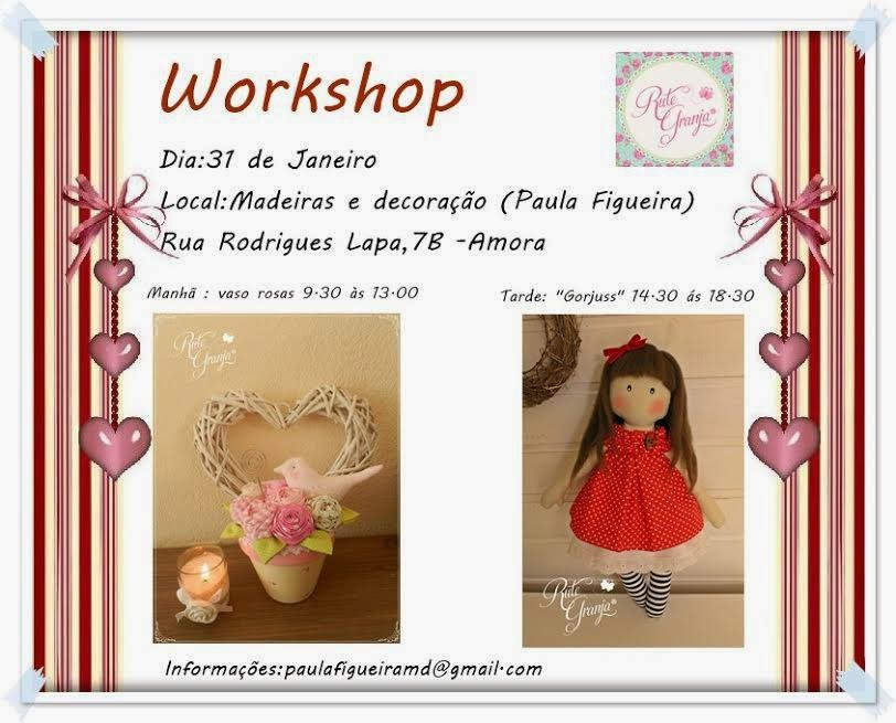 Workshop - gorjuss - Rute Granja