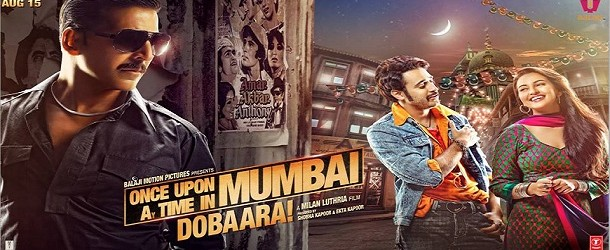 Once Upon A Time In Mumbai Dobaara! (2013) Hindi Movie *DVDSCR* Watch Online