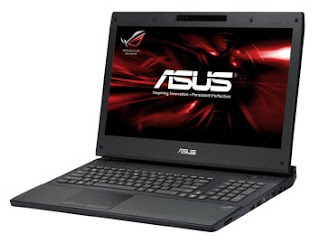 Notebook Gaming ROG ASUS G74SX