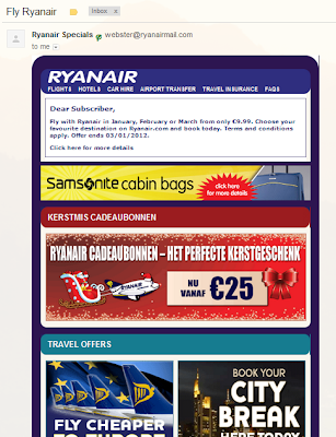 marketing mix ryanair The simple statement about ryanair's success is that they underpriced the competition the true story is more complex, as being a.