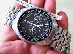 OMEGA SPEEDMASTER PROFESSIONAL MARK II PART B - MANUAL WINDING CAL 861