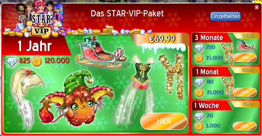 Lifestyle & More: 4-Dezember-Special- MSP