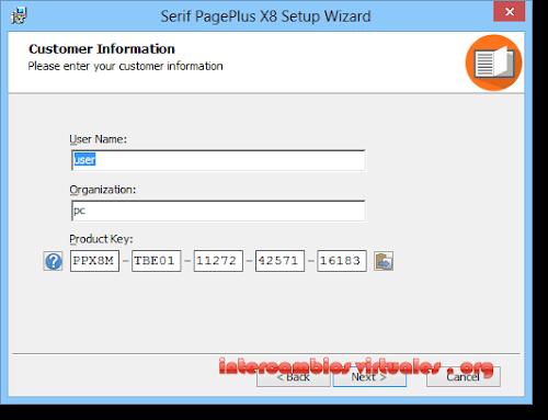 serif keygen 6 pageplus