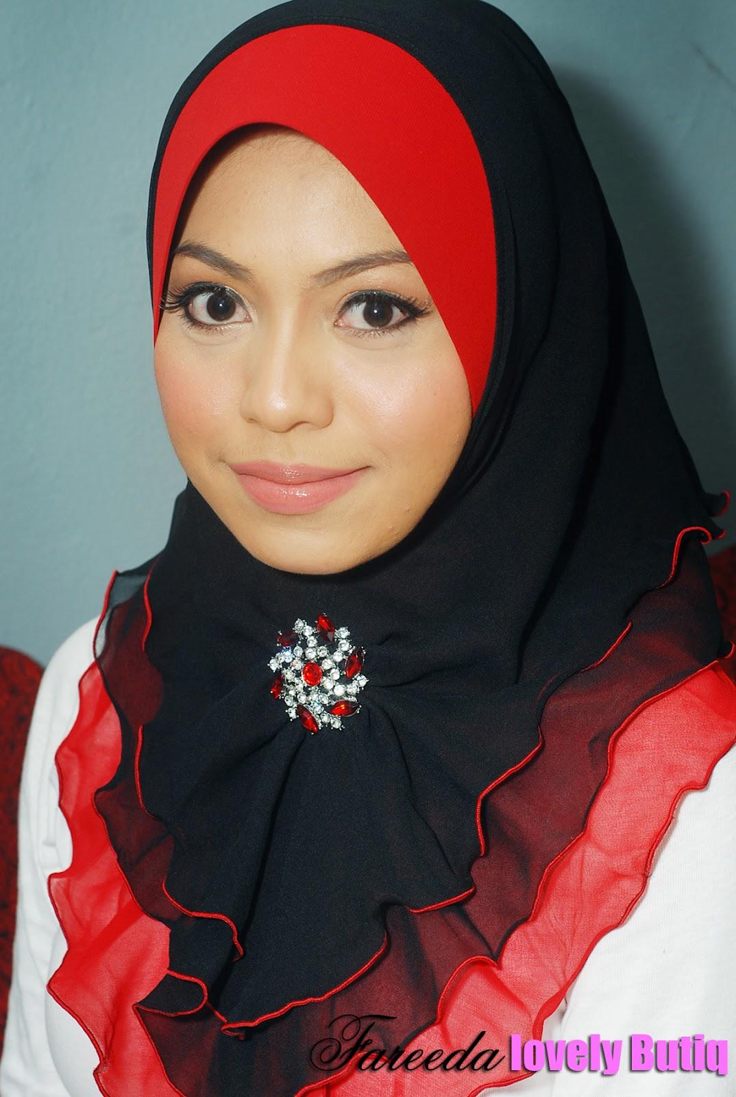 Photoshoot Tudung Fareeda :: 11 Mac 2012