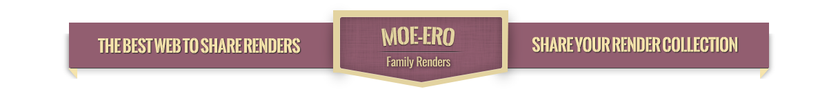 Moe    | Family RENDERS