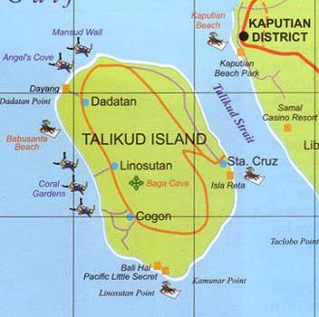 THE CHIC BACKPACKER: Dayang Beach Resort, Talicud Island IGACOS