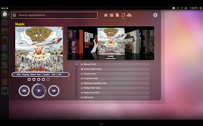 Unity Concept Mockup Video for Ubuntu 12.10