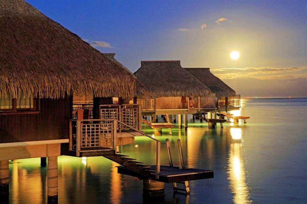 Moorea (Polinesia Francese) - Hilton Moorea Lagoon Resort and Spa 4.5* - Hotel da Sogno