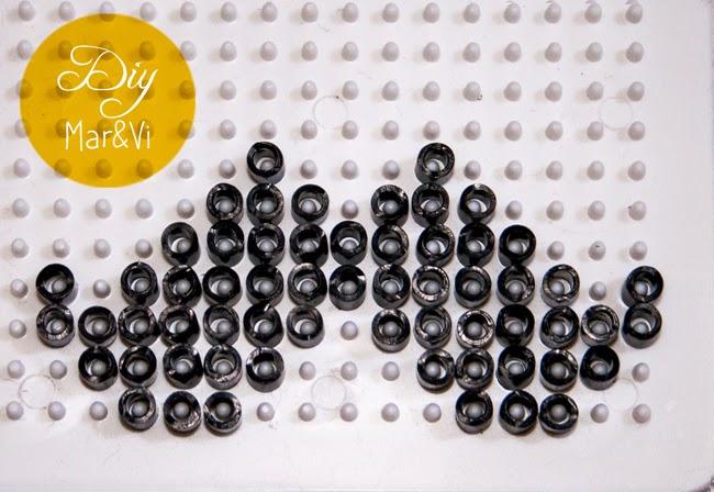 Baffi di Hama Beads