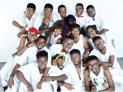 glo x factor contestants