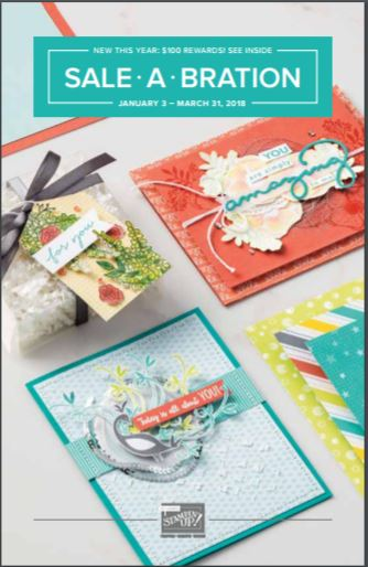 2018 Sale-A-Bration Brochure