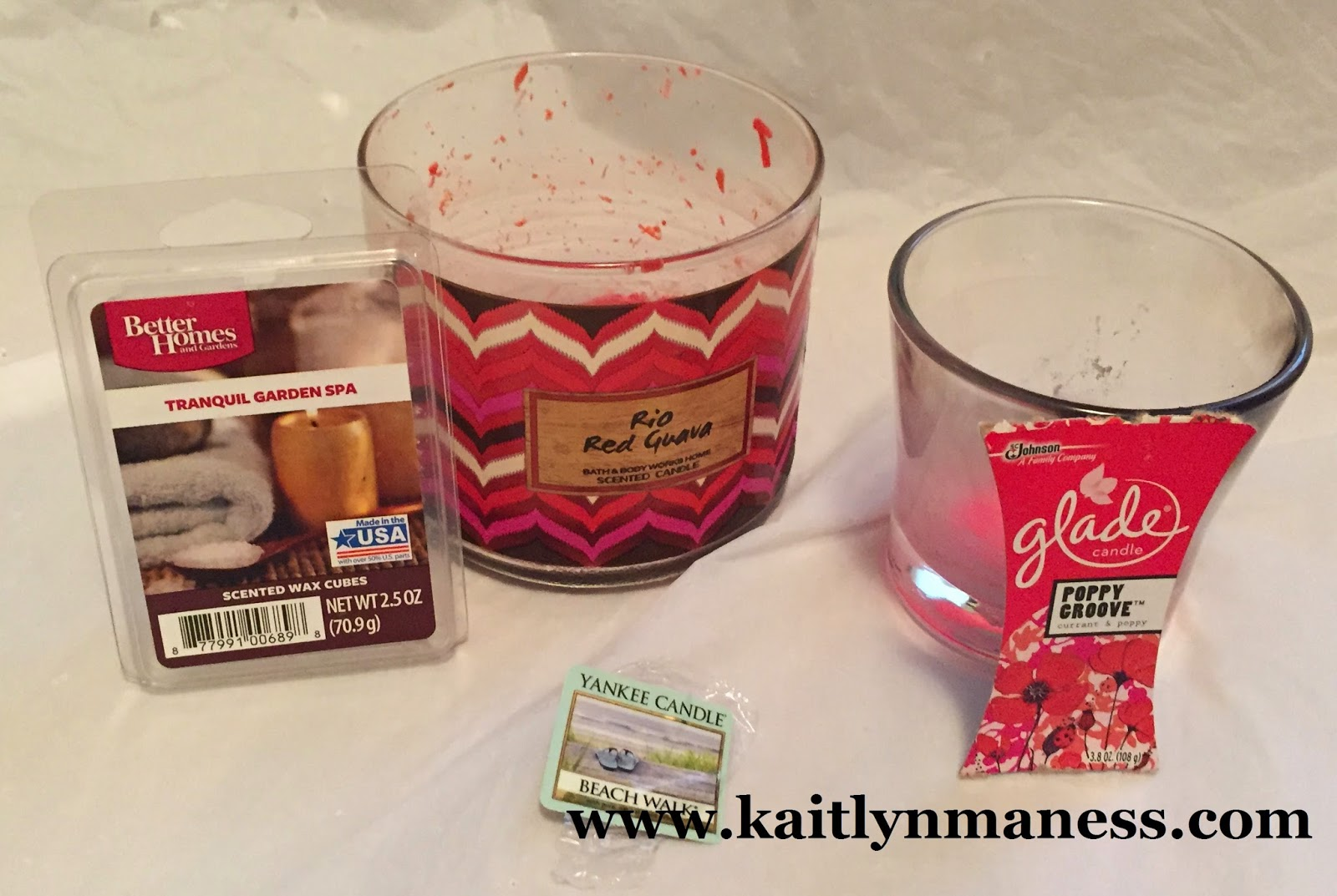 Wax Or Candles To Make The Whole Room Smell Better
