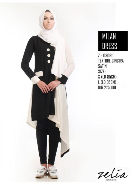 Tag/trend Baju Muslim Wanita