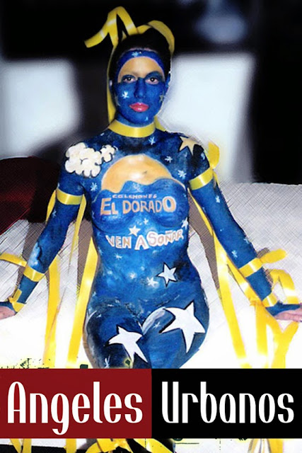 bodypainting advertising