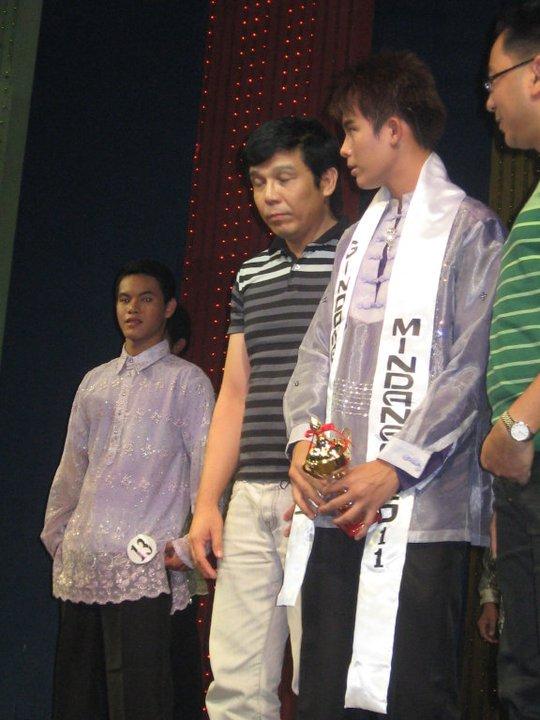 ginoong filipinas mindanao 2011