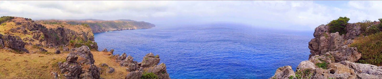Torongan Cliff, Itbayat, Batanes